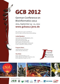 GCB 2012 poster preview