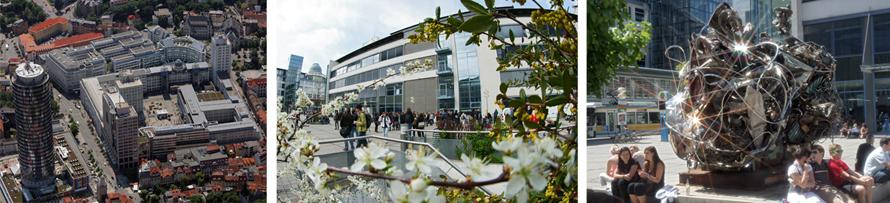 Campus Ernst Abbe Platz